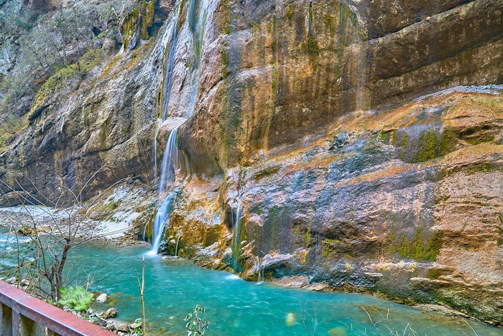чегемские водопады кабардино балкария фото летом предупрежден вашем выходе